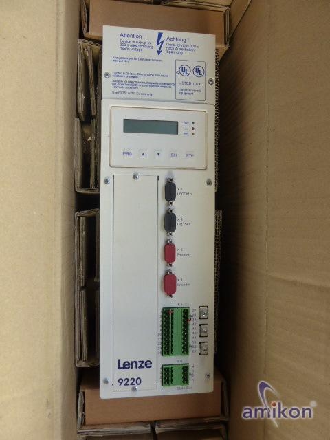 Lenze Frequenzumrichter 9220 EVS9224-E