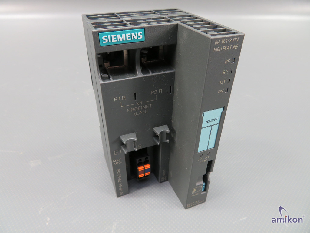 Siemens Simatic S7 Interfacemodul 6ES7151-3BA23-0AB0 6ES7 151-3BA23-0AB0
