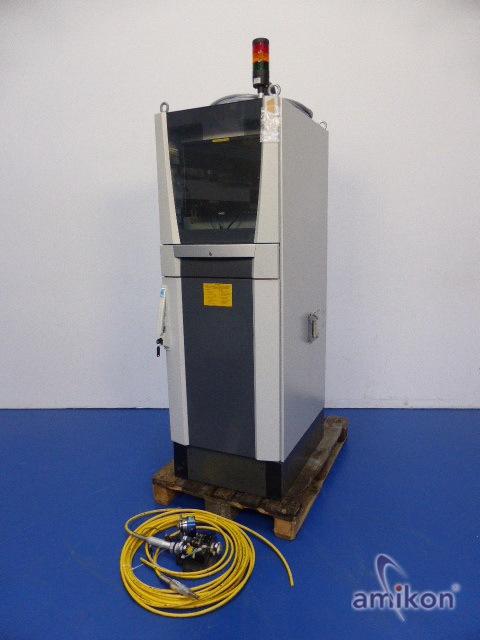 Laseranlage mit Laserline Diodenlaser LDM 500-60 und Lascon Controller LPC03