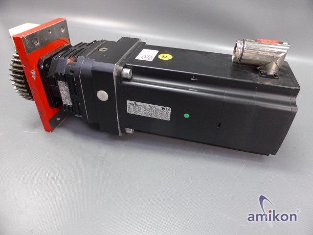 Baumüller Servomotor DSCG 071 S64U38-5 UL mit SPN Getriebe U36