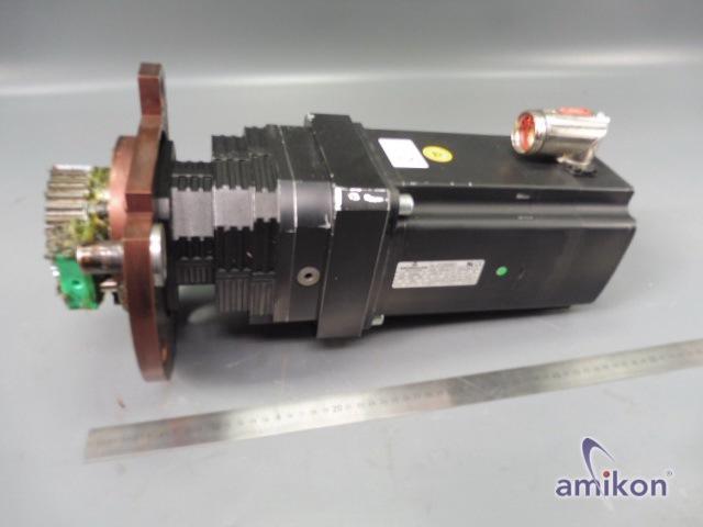 Baumüller Servomotor DSCG 071 K64U38-5 UL mit SPN Getriebe U36  Hover