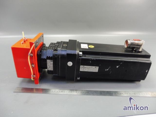 Baumüller Servomotor DSCG 071 M64U35-5 UL mit SPN Getriebe U36  Hover
