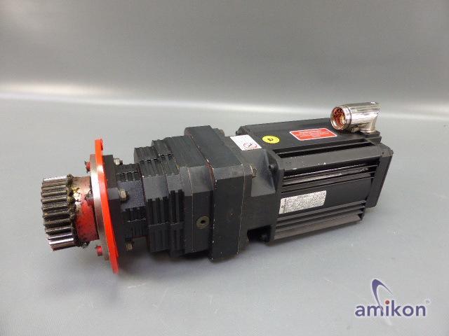 Baumüller Servomotor DSG 71-K Br. 24V 3,4 kW mit getriebe SPN U36