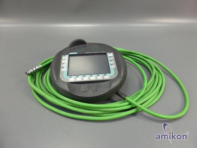 Siemens Mobile Panel 177 PN 6AV6645-0BA01-0AX0 6AV6 645-0BA01-0AX0 E-Stand:13