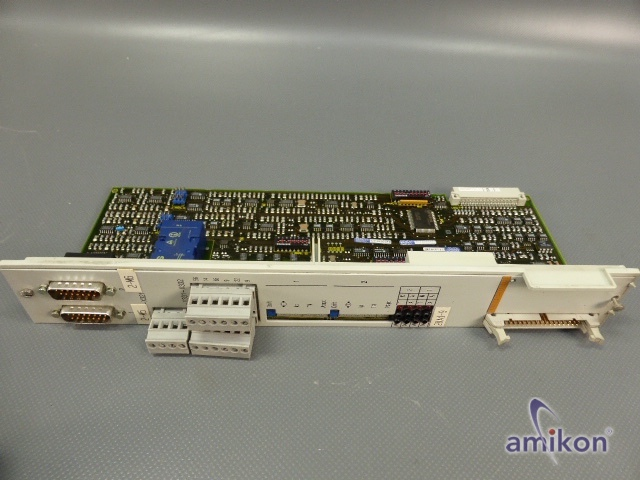 Siemens Simodrive 611-A Regelungseinschub 6SN1118-0AE11-0AA0  Hover