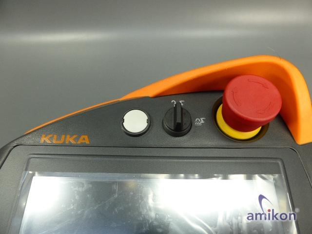KUKA V KRC4 Smartpad Control Panel 00-216-801  Hover