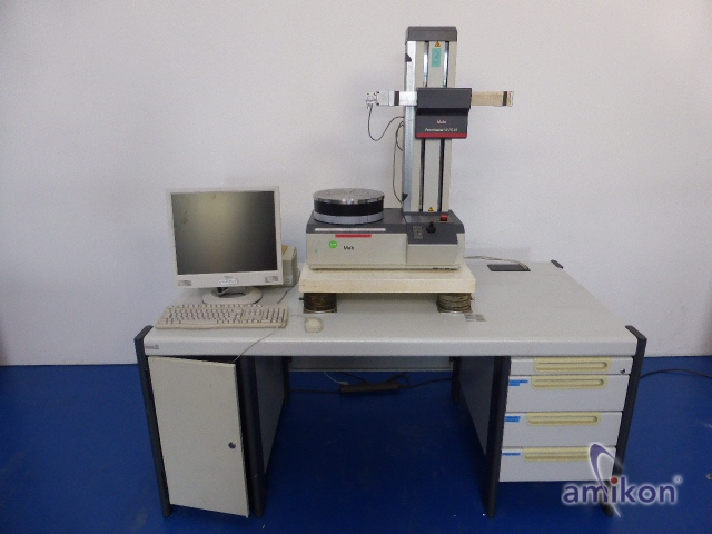 Mahr Formtester MMQ 40 Form PC