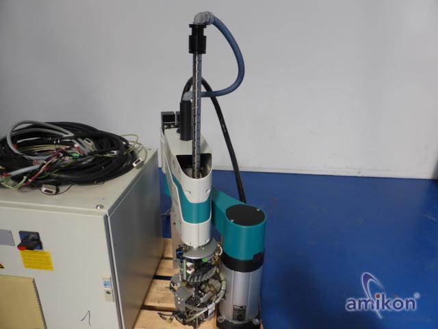 Bosch Schwenkarmroboter SCARA SR8 mit Steuereinheit usw.  Hover