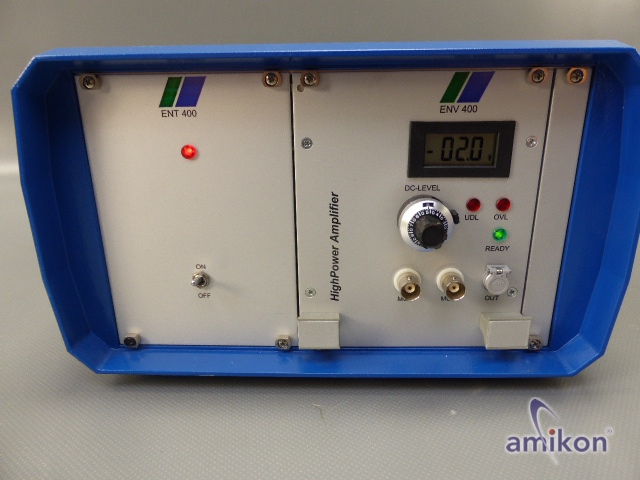piezosystem jena Piezoverstärker ENT400 / ENV 400  Hover
