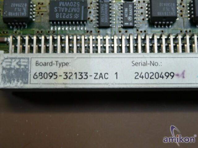 EKF Zentraleinheit CPU Typ: 68095-32133-ZAC 1  Hover