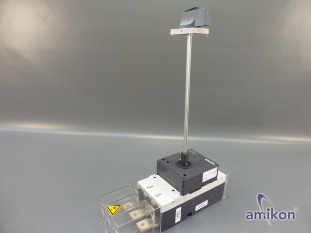 Siemens Leistungsschalter 3VL4740-1DC36-0AB1,3VL4740-1AA36-0AA0,3VL9440-7DC30