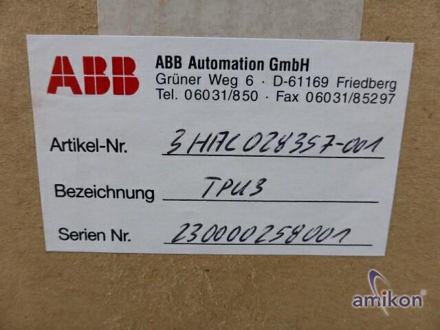 ABB FlexPendant Programmierhandgerät DSQC 679 3HAC028357-001  Hover