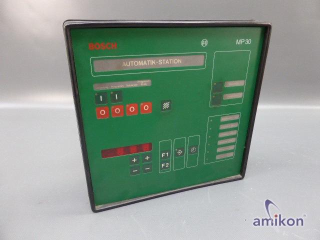Bosch Steuertafel MP30 MP 30