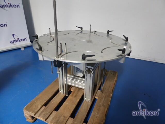 Weiss elektromechanischer Rundschalttisch TC 220 T  Hover