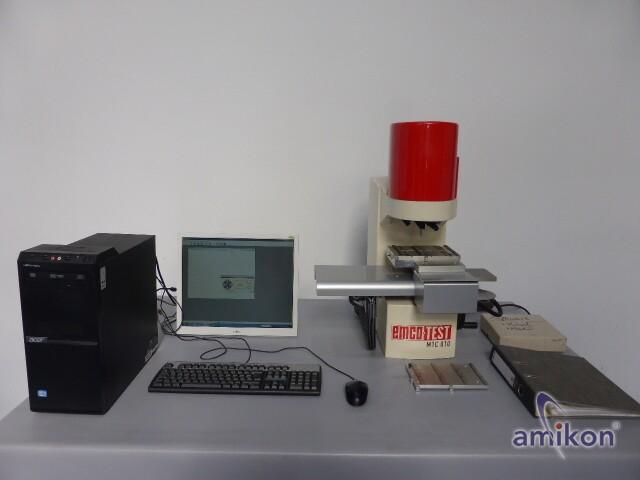 emco Test Digital Micro Kleinkraft Härteprüfmaschine M1C 010 #2