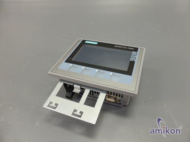 Siemens Simatic HMI KTP400 Comfort Panel 6AV2124-2DC01-0AX0