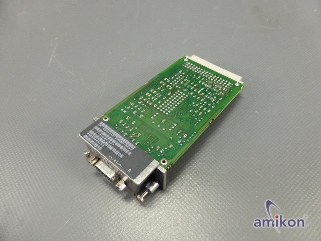 Siemens Simodrive 611 Universal Optionseinschub 6SN1114-0NB00-0AA2  Hover