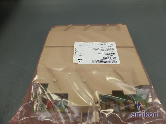 Siemens Simodrive Leistungsteil 6SC6502-0AB02 187028  Hover
