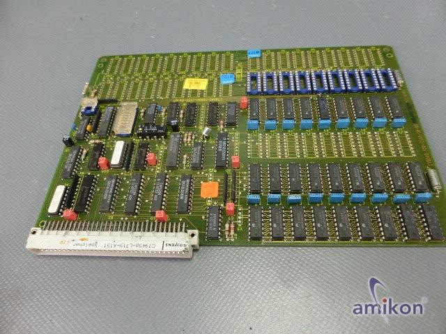 Siemens Speicher C79458-L715-A151  Hover