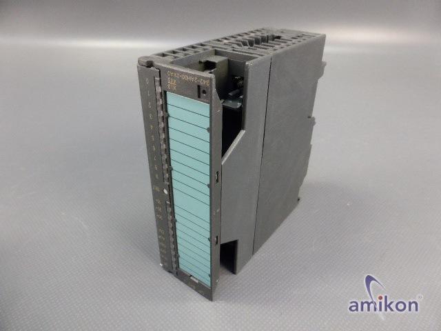 Siemens Simatic S7 Kommunikationsprozessor 6GK7342-2AH00-0XA0 E-Stand: 2
