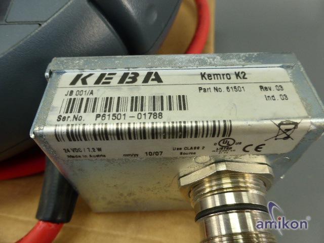 ABB KEBA Teach Pendant KeTop T50 014 CES / 73943 / 01  Hover