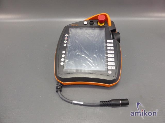 KUKA V KRC4 Smartpad Control Panel 00-216-801 neu !