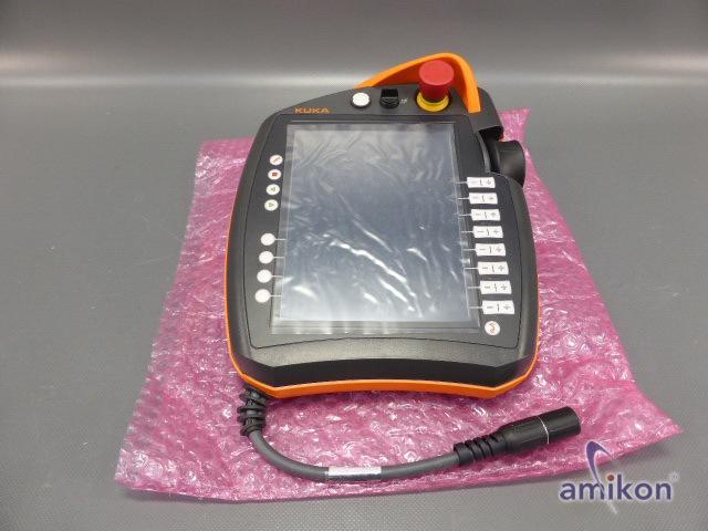KUKA V KRC4 Smartpad Control Panel 00-216-801 neu !  Hover
