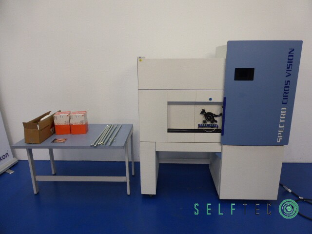 Spectro ICP Analysegerät Ciros Vision FVS12 – Bild 1