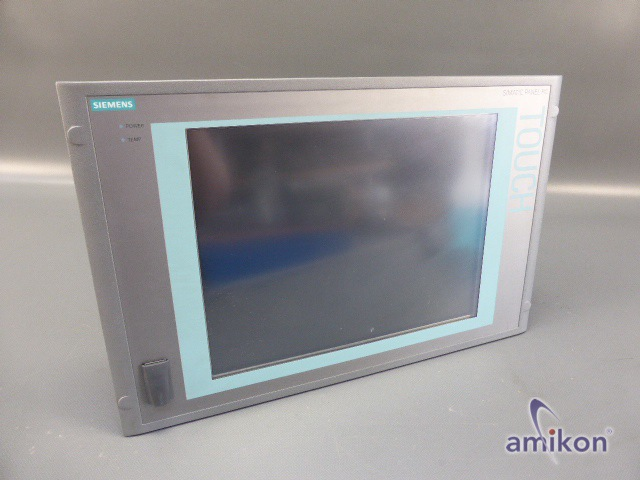 "Siemens Simatic 15"" Touch Panel PC 677B 6AV7872-0BE22-1AC0"