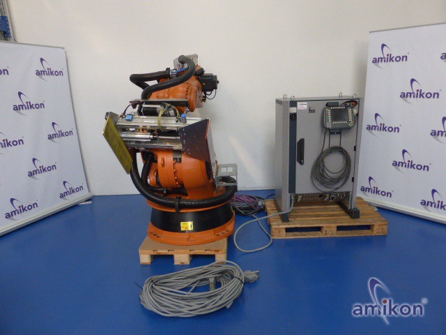 Kuka Roboter KR 150-2 2000 mit Steuereinheit KR C2