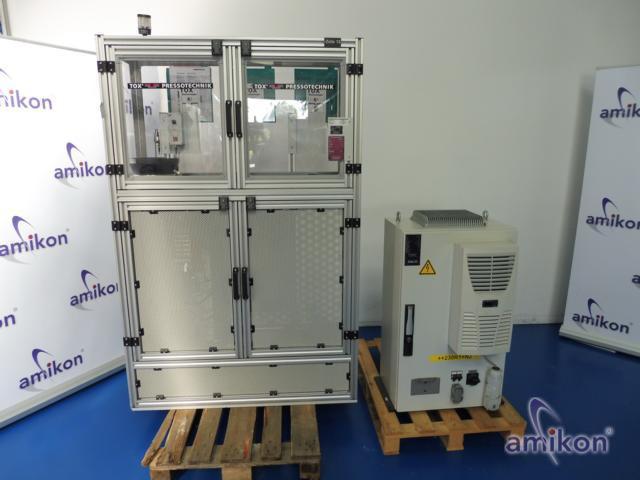 TOX- Vollstanznietanlage ohne Roboterzange Typ: TZ-VSN