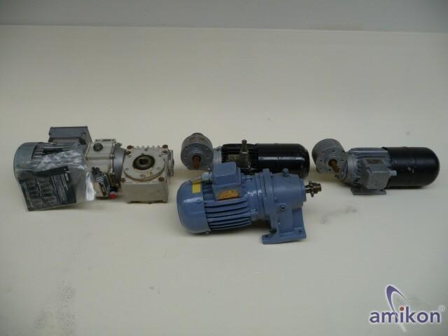 Getriebemotor Posten Getriebemotoren Flender Lenze