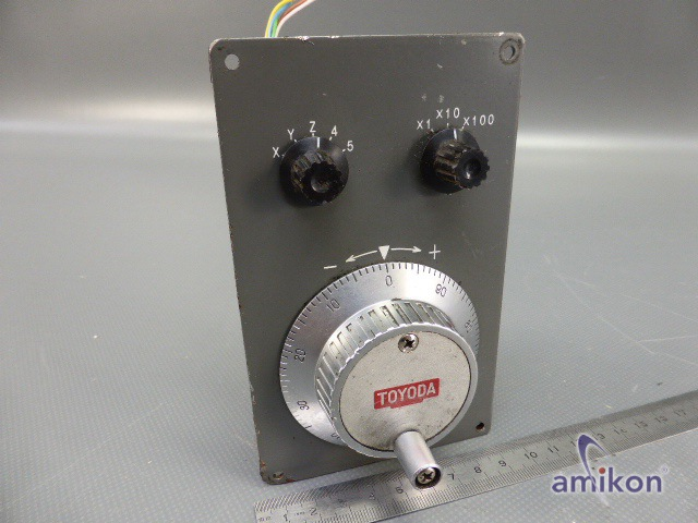 Toyoda Pulser Manual Tipo OVM-0025-2N8