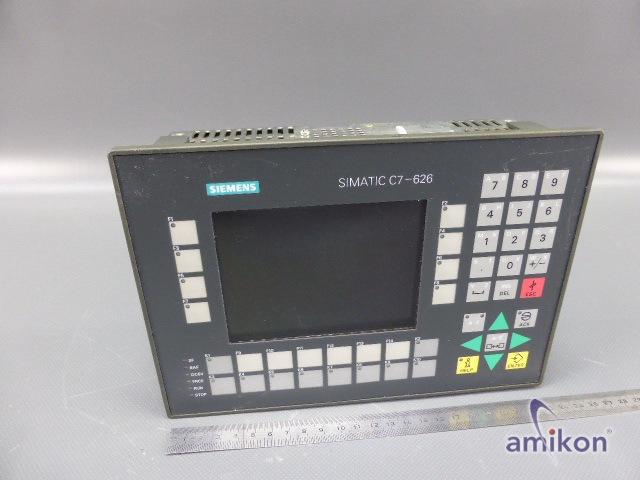 Siemens Simatic C7-626 DP Komplettgerät 6ES7626-2AG00-0AE3 SVP J6151201
