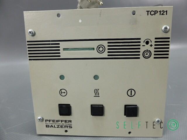 Balzers Pfeiffer Turbo Pump Controller TCP 121 – Bild 2