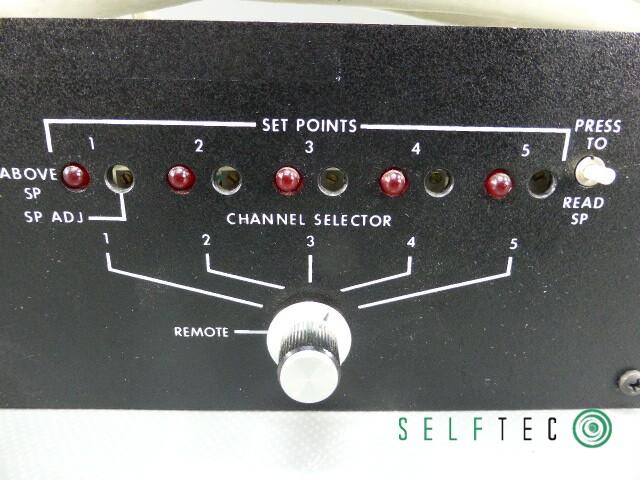 MKS Power Supply Readout PDR-5B PDR5B – Bild 2