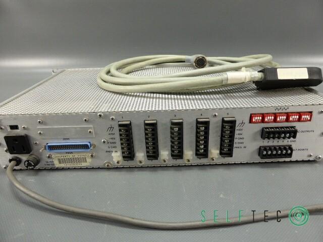 MKS Power Supply Readout PDR-5B PDR5B – Bild 4