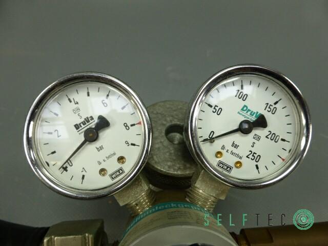 DruVa Druckminderer FMD 670-34 A 0,5 - 6 bar – Bild 2