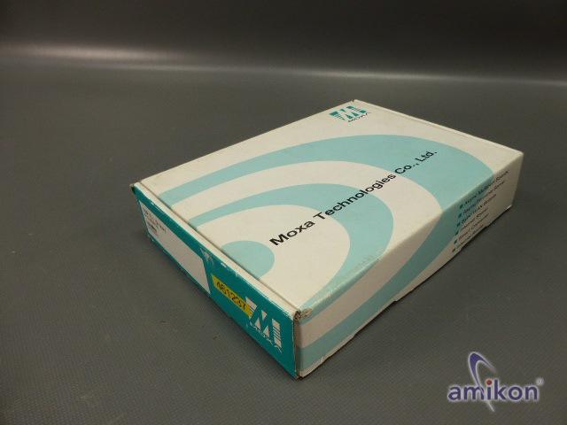 Moxa ISA Serial Karte C104P neu !