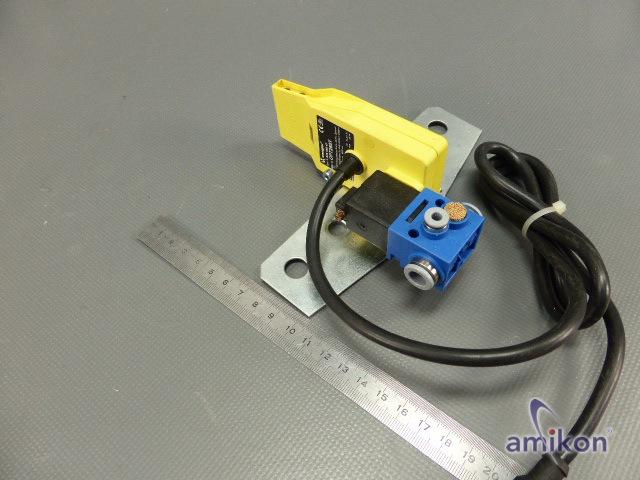 Wenglor Spiegelreflexlichtschranke Reflex Sensors OPT280T Ident-Nr: 919 783 47  Hover
