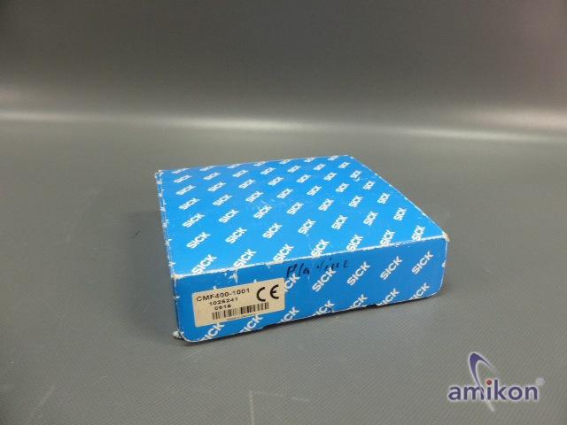 SICK Feldbusgateway für Profibus CMF400-1001 CMF400-DPS 1026241 neun  !