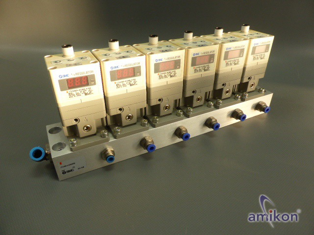 SMC Elektro Pneumatik Regulator ITV2050-012N3-X153 6 Stück