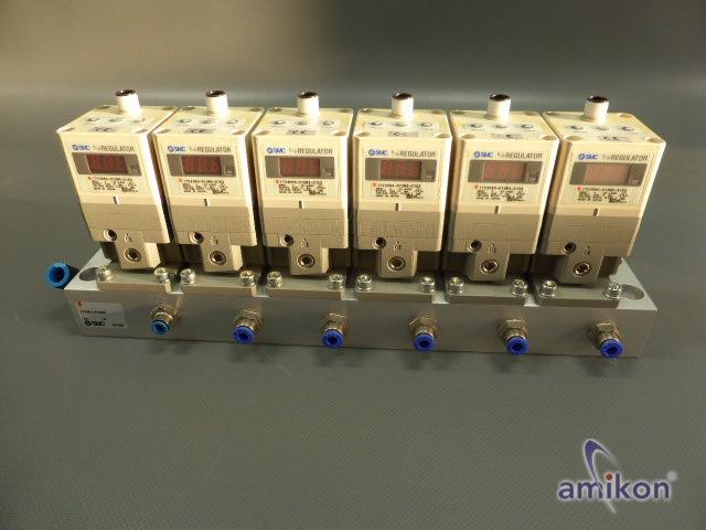 SMC Elektro Pneumatik Regulator ITV2050-012N3-X153 6 Stück  Hover