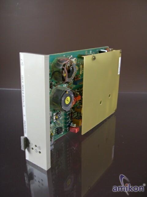 Siemens Simatic C2 Modul mV-Meßumfor M74003-B3436-A 021