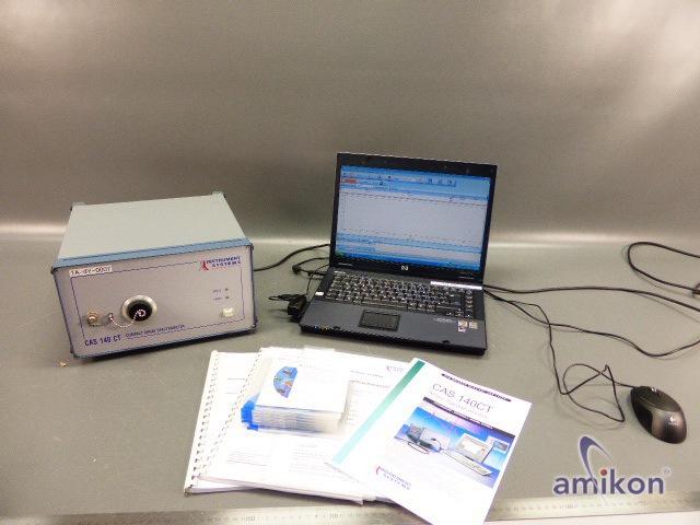 Instrument Systems Spektralradiometer CAS 140C-154 mit Laptop und Software