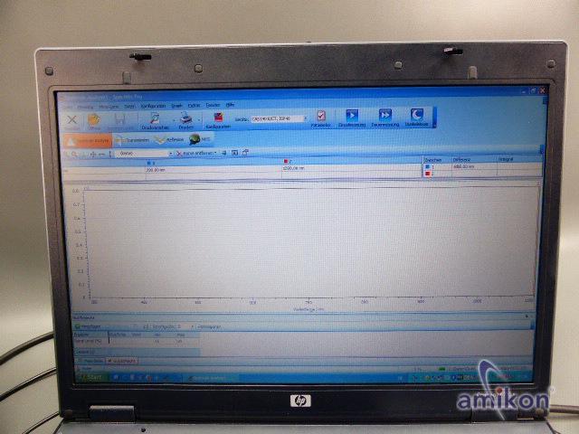 Instrument Systems Spektralradiometer CAS 140C-154 mit Laptop und Software  Hover