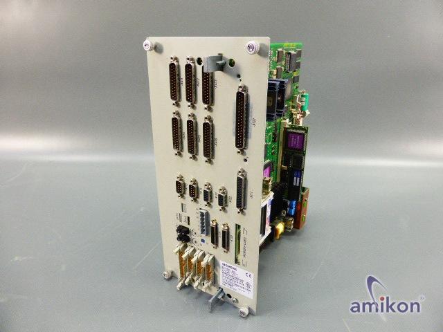 Siemens Sinumerik CCU2 6FC5410-0AX02-1AA0 Version: G Version. 2.4 defekt !!