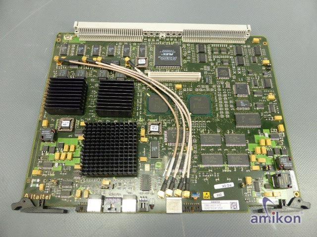 Siemens Telekommunikation Modul S30861-Q429-X1-06/01 XIL/R5078055 M:TDPCV6  Hover