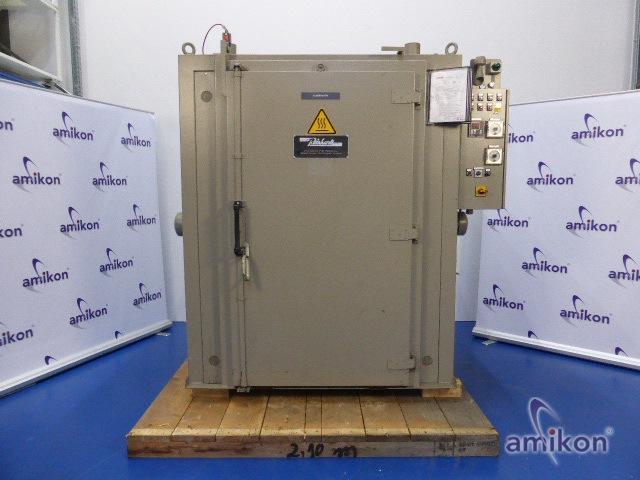 Reinhardt elektrisch beheizter Kammertrockner TV 26/S 50 bis 200°C