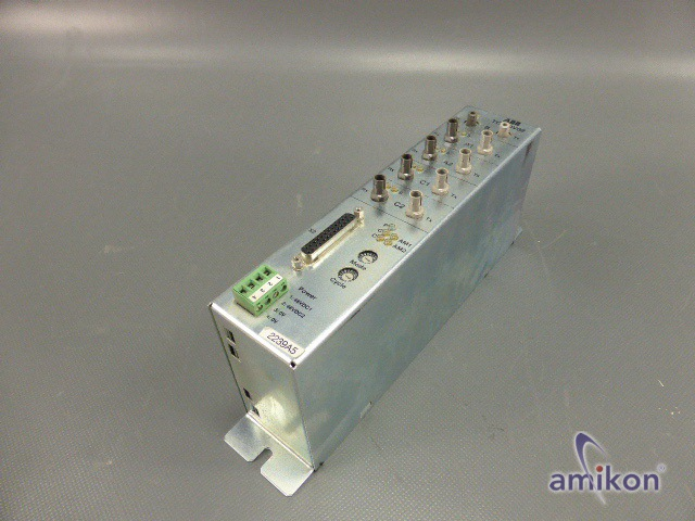 ABB TC590V02 SERCOS Optical modem 3BHT300058R0001